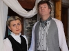 Mary & Roddy as \'Margaret\' & \'Christopher\'